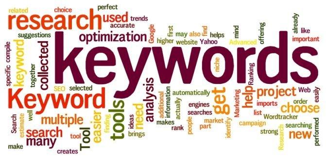 servicii seo analiza cuvinte cheie