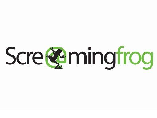 logo screaming frog