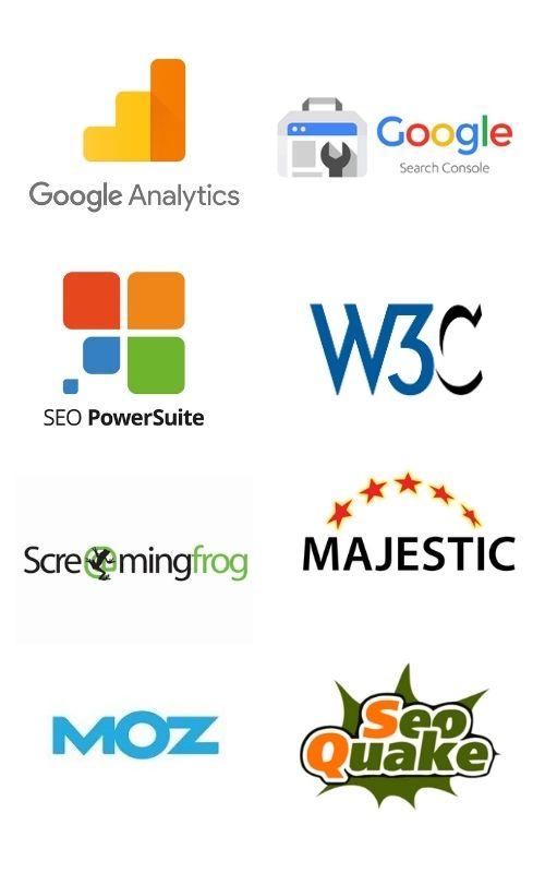logo tool-uri seo pentru mobil